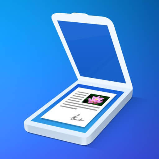 ScannerPro - v8.0.3 - للمسح الضوئي بواسطة الايفون.
